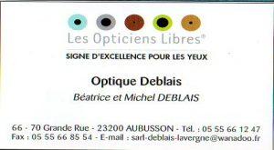 optiquedeblais